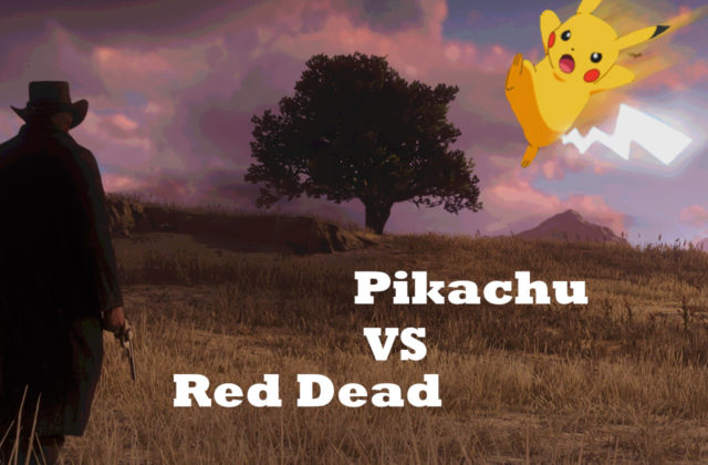 Pikachu vs. Red Dead